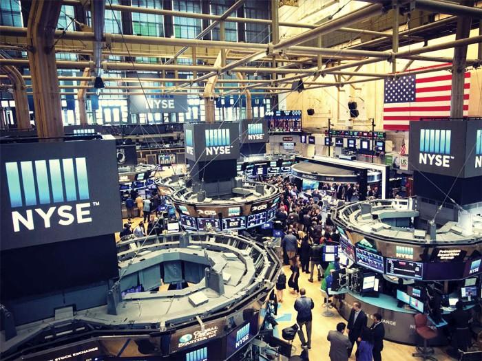 desplome de los mercados