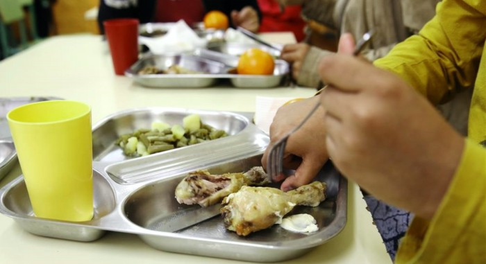 beca de comedor en colegios públicos