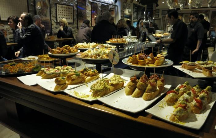restaurantes de cañas y tapas en Alicante
