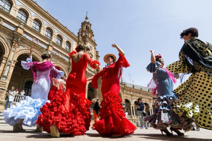escuelas de flamenco