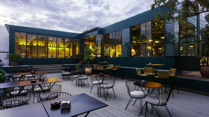 Los mejores restaurantes con terraza en Badajoz