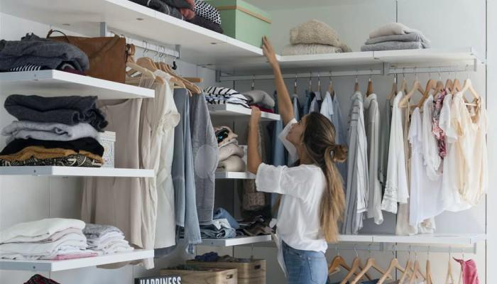 arreglar el armario