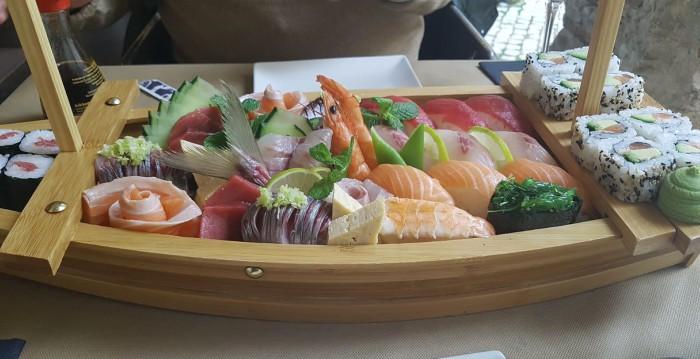 restaurantes japoneses Badajoz