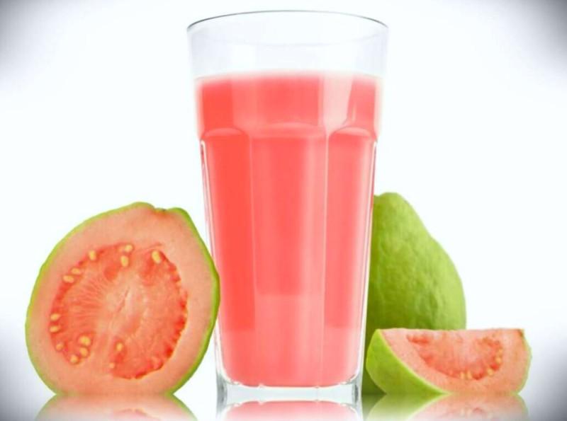 beneficios para la salud del jugo de guayaba
