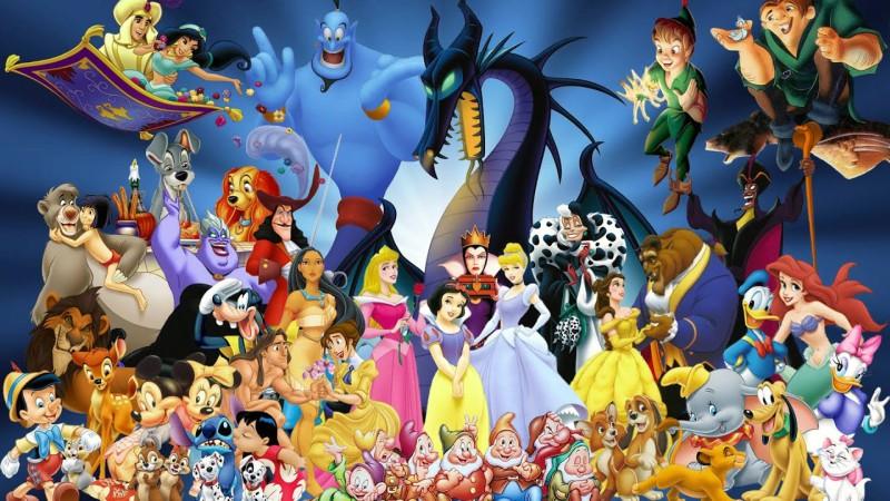 peliculas de Disney