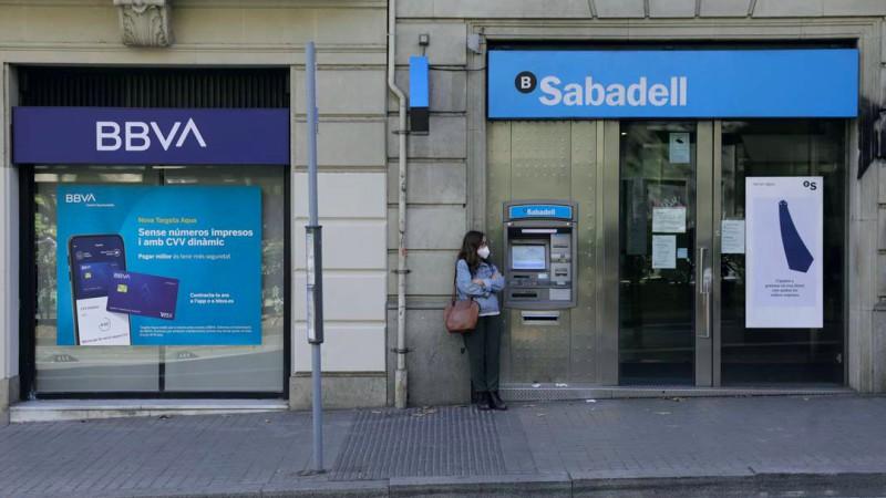 BBVA y Sabadell
