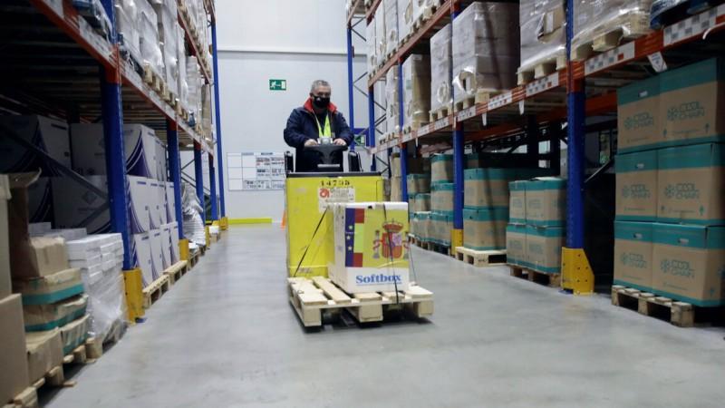 Pfizer retrasa las entregas